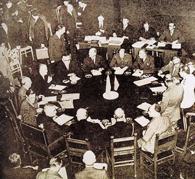 日本什么時候宣布投降_日本向中國投降時間_波茨坦會議助推日本投降