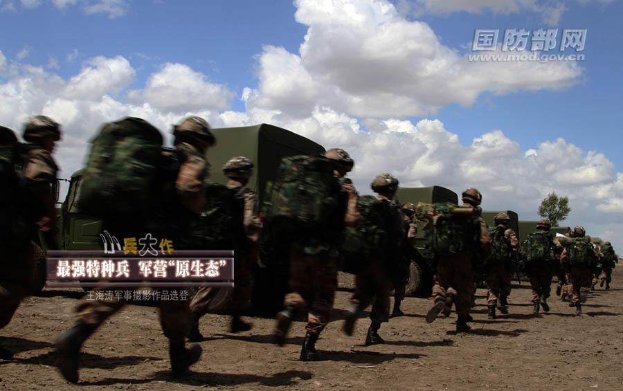 最强特种兵 军营原生态——中国空降兵是这样炼成的 - 军心飞扬 - 军心飞扬