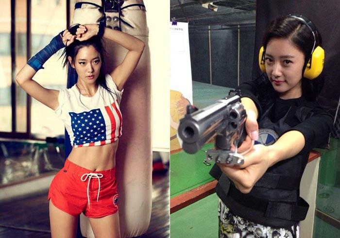 图二:亚洲第一美女李成敏